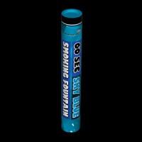 Цветной дым голубой MA0512