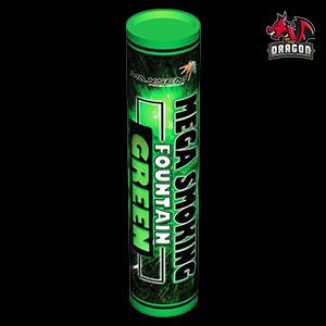 Цветной дым зеленый двухсторонний MA0514 Green