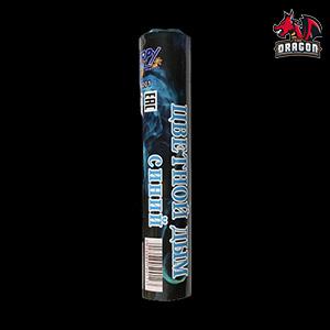 Цветной дым синий FPS